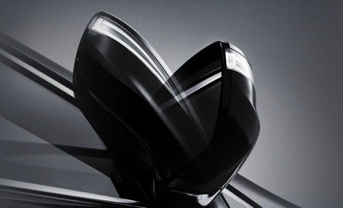 Mudulo Rebatimento de Retrovisor c/ Tilt Dow - TURY -  Hyundai / Toyota / Chevrolet / kia