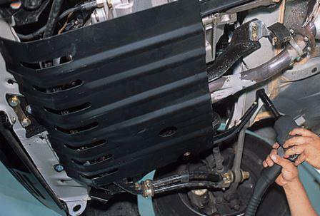 Protetor Carter HB20 -  2012  a 2019 e HB20 Nova Geração 2020 2021 Hatch e Sedan  - Peito de Aço