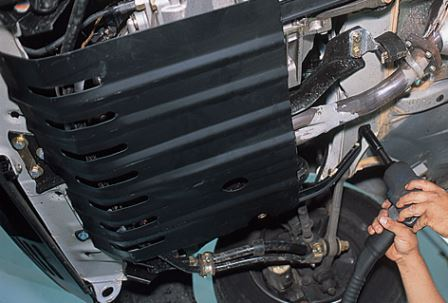 Protetor Carter Honda City 2009 a 2018 - Peito de Aço