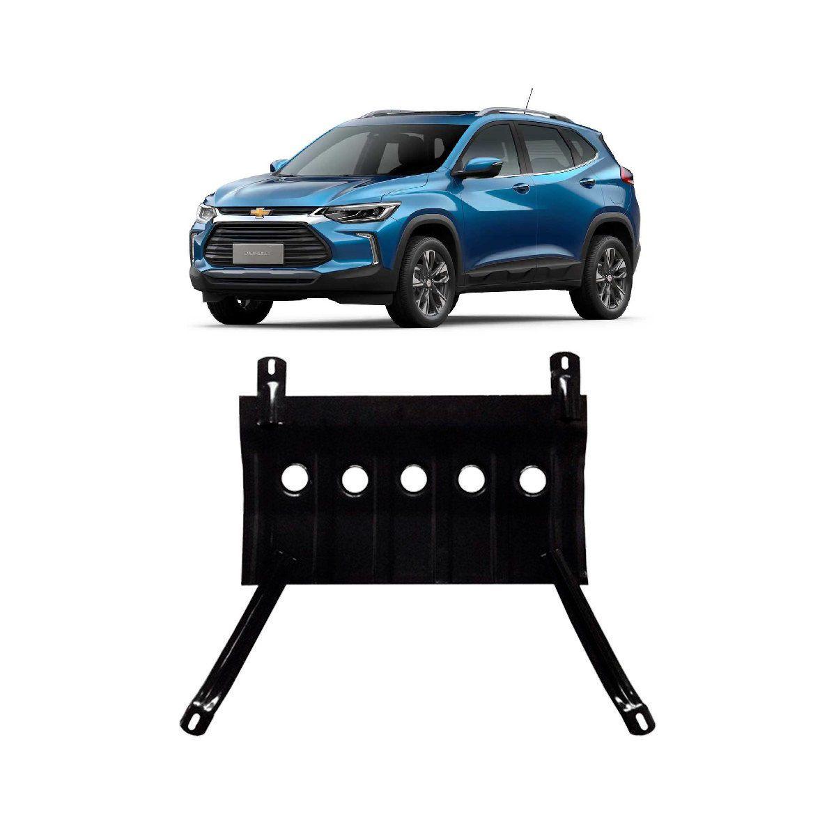 Protetor Carter Chevrolet Novo Tracker 2020 2021 - Peito de Aço