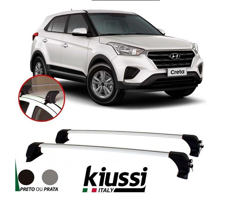 Rack Teto Bagageiro Hyundai Creta Pcd - Kiussi Antifurto
