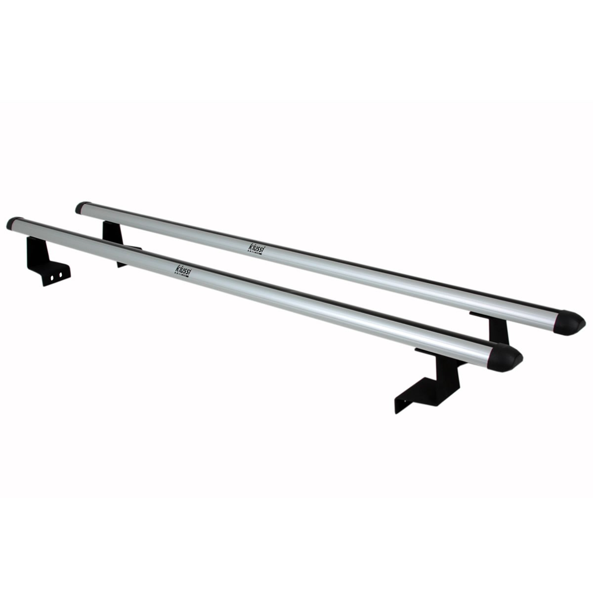 Rack Travessa de Caçamba Pick-up - Kiussi Dolomiti 180cm - Prata