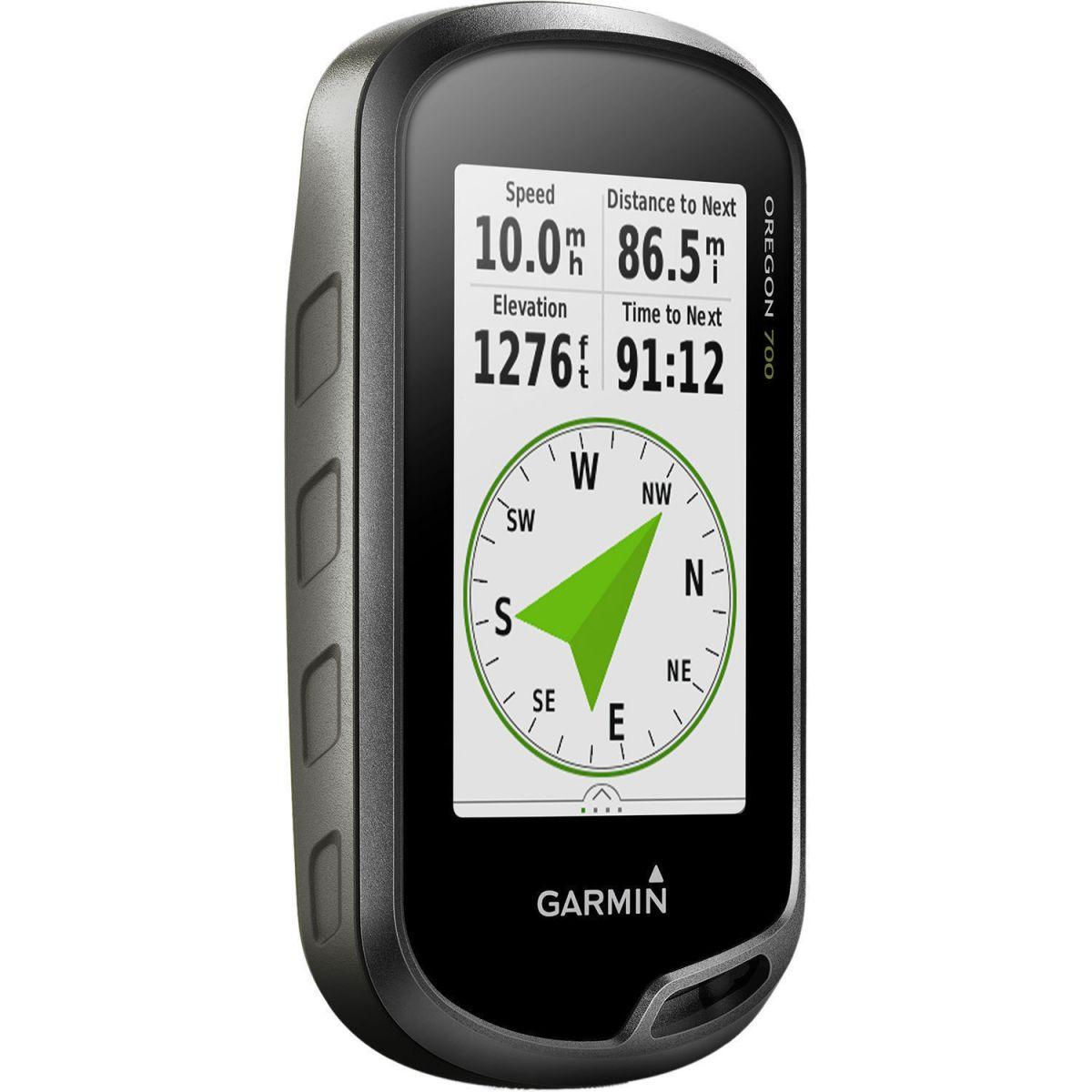 Gps Garmin Oregon 700 Wifi integrado Brindes Mapa Rodoviario America do Sul + Topografico Brasil