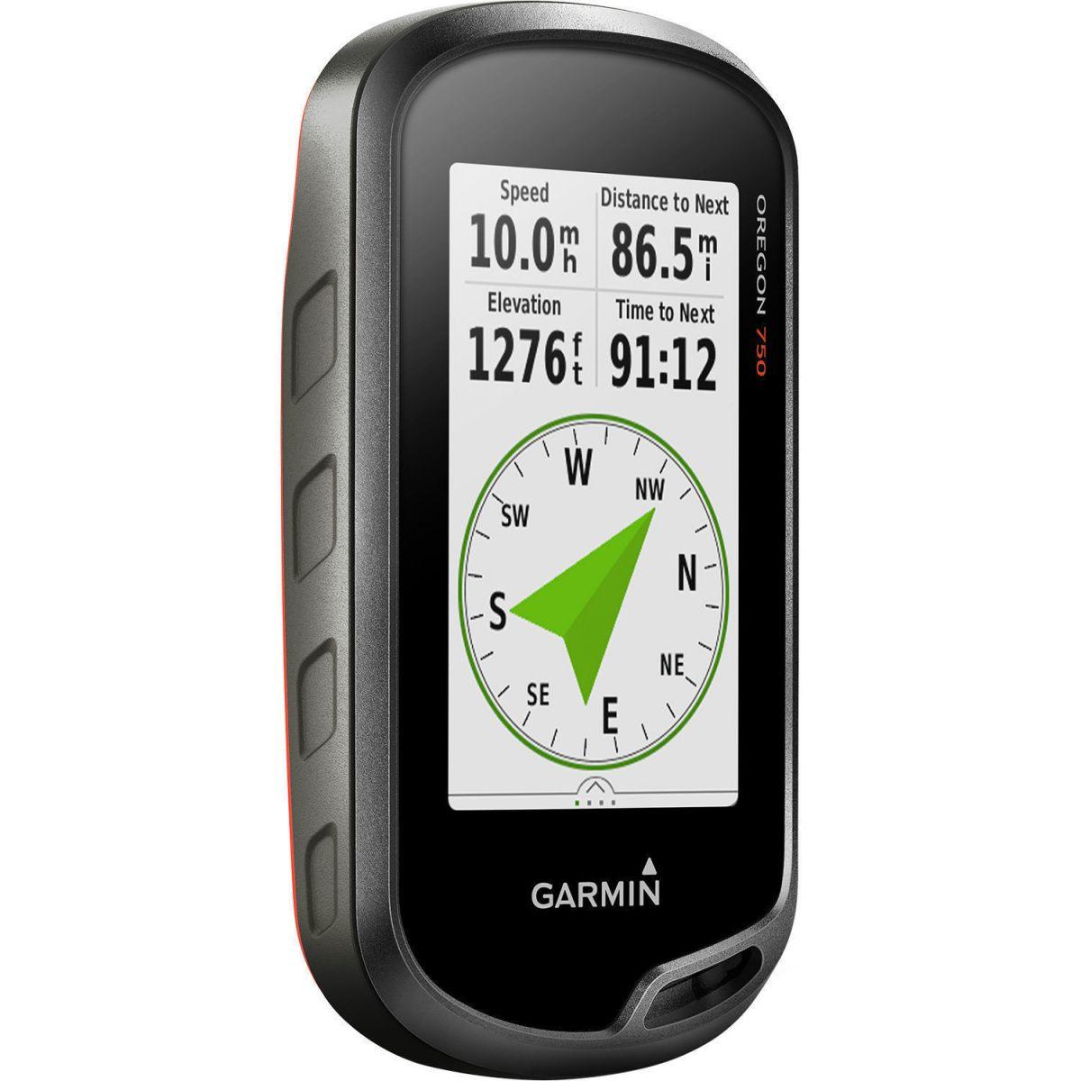 Gps Garmin Oregon 750 Wifi integrado Brindes Mapa Rodoviario America do sul + Topografico Brasil