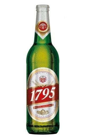 1795 OriginalCzech Lager 500ml