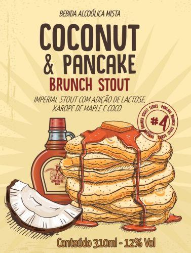 5 Elementos Coconut & Pancake Brunch Stout 310ml