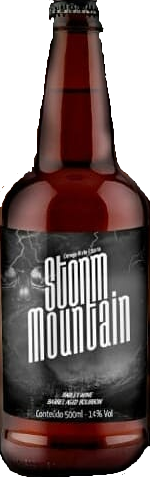 5 Elementos / Cuesta Storm Mountain 500ml Barley Wine BA