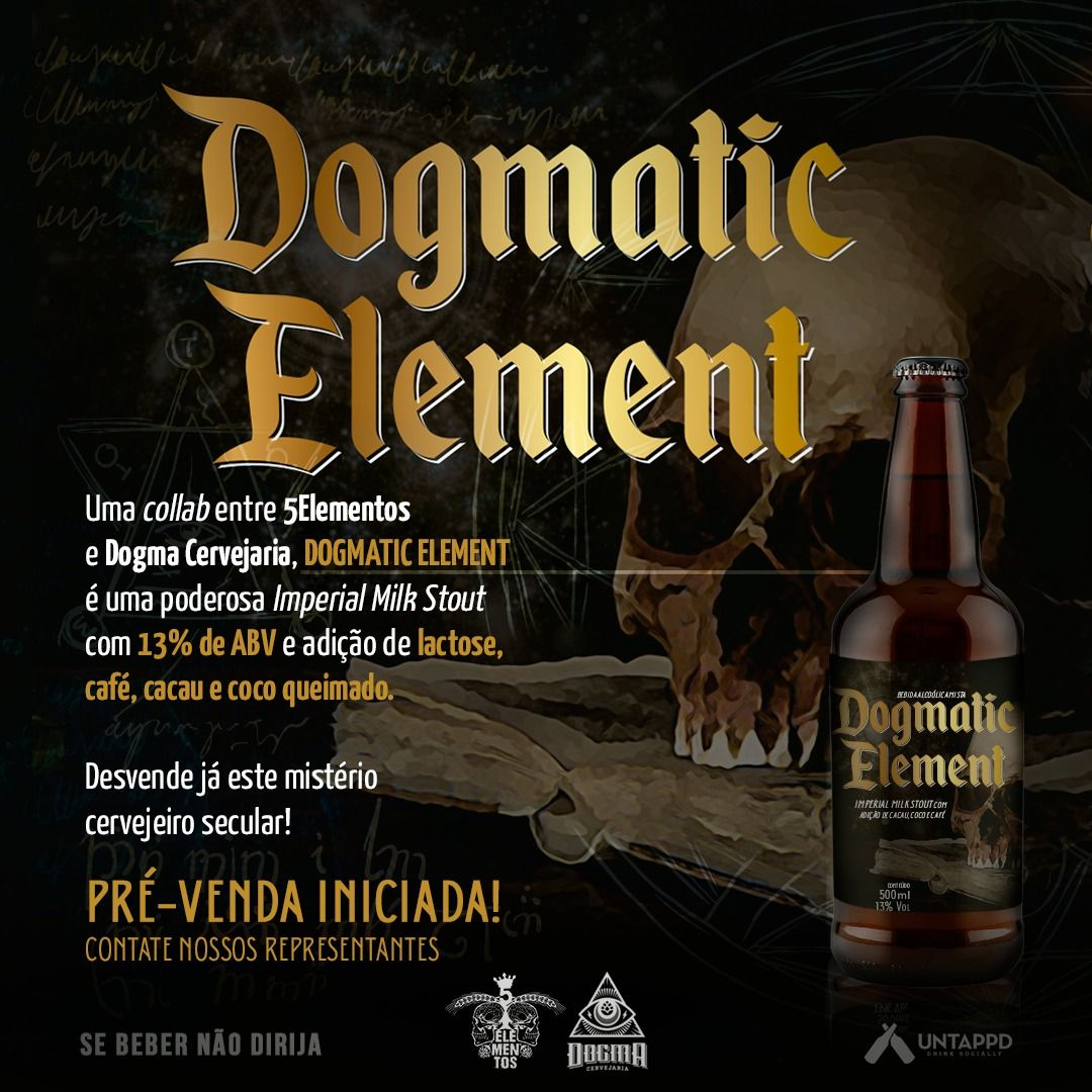 5 Elementos / Dogma Dogmatic Element 2020 500ml RIS