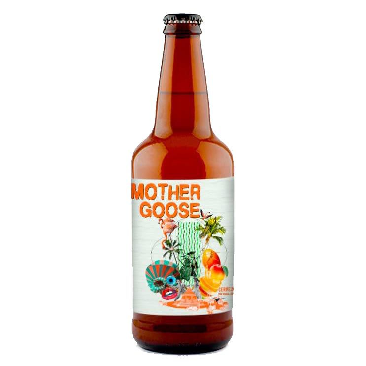5 Elementos / Octopus Mother Goose 500ml Gose
