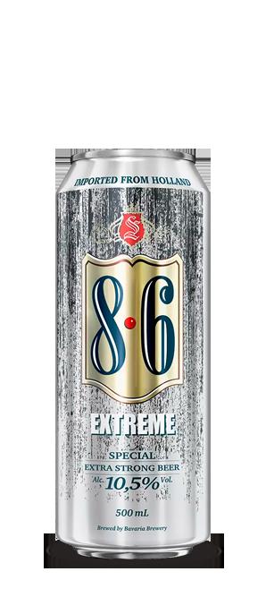 8.6 Extreme 500ml