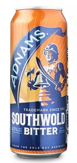 Adnams Southwold Bitter Lata 500ml