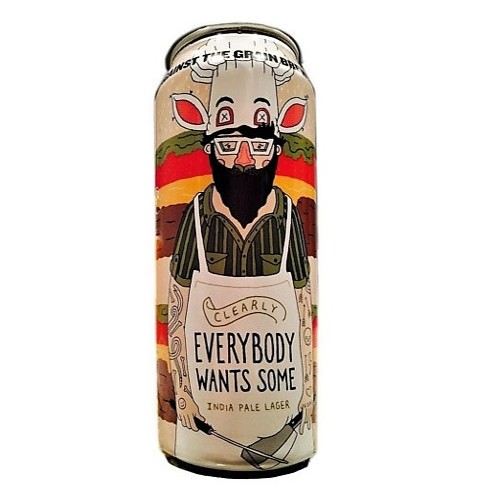 Against the Grain Clearly Everybody Wants Some Lata 473ml IPL