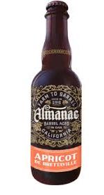 Almanac Apricot De Brettaville 375ml