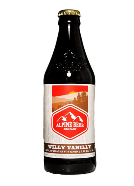 Alpine Willy Vanilly 355ml American Wheat