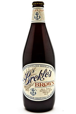 Anchor Brekle's Brown 355ml