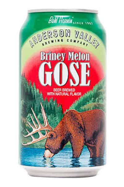 Anderson Valley Briney Melon Gose Lata 355ml