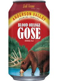 Anderson Valley GOSE Blood Orange Lata 355ml