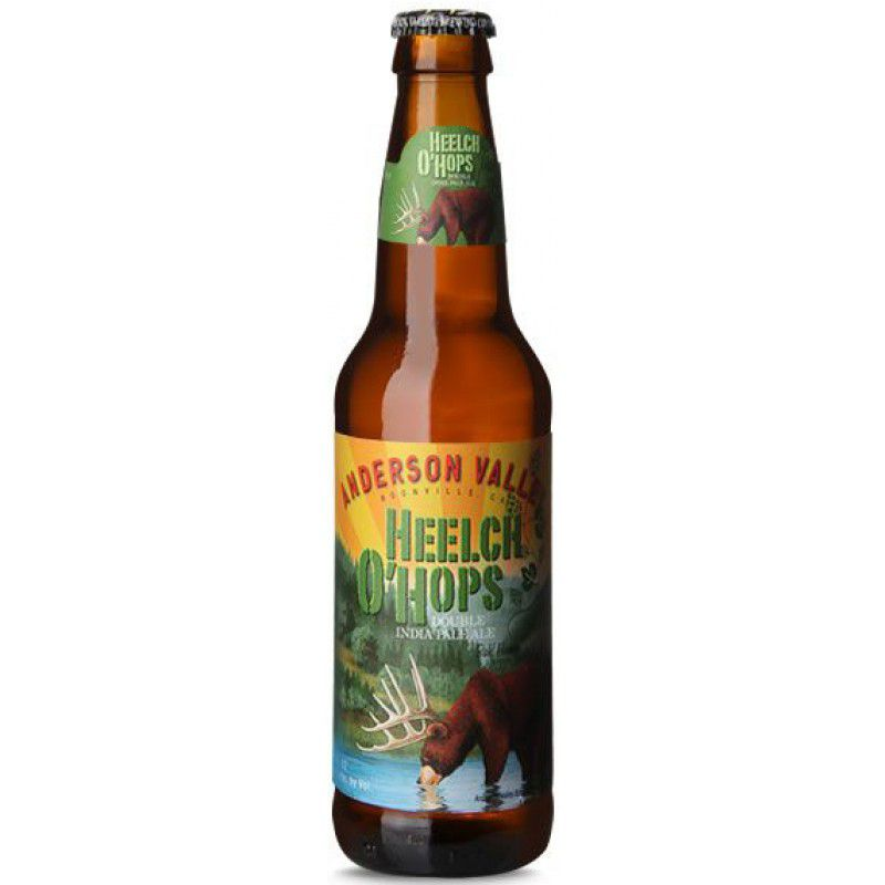 Anderson Valley Heelch O'Hops 355ml Double IPA