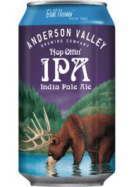 Anderson Valley Hop Ottin' IPA Lata  355ml