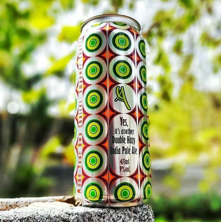 Antony's Beer & Co.  Yes, It's Another Double Hazy ipa Lata 473ml
