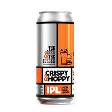 Avós / Hamburguer Perfeito Crispy & Hoppy IPL Lata 473ml