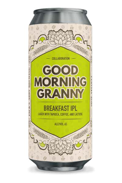 Avós / Jack's Abby Good Morning Granny Lata 473ml IPL