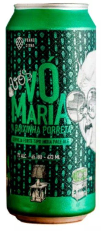 Avós Vó Maria a Baixinha + Porreta Lata 473ml IPL