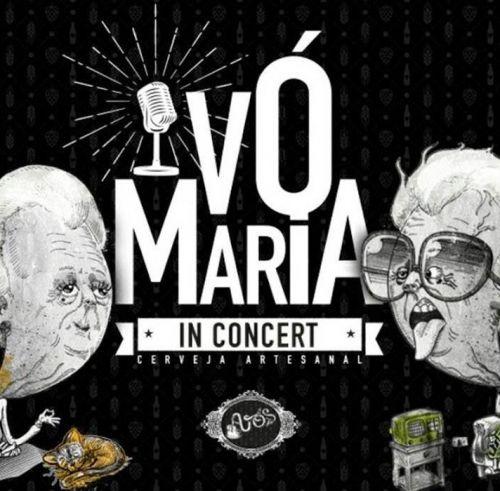 Avós Vó Maria In Concert Lata 350ml IPL