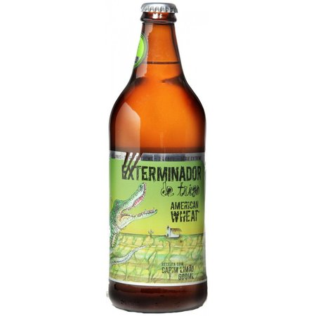 Backer 3 Lobos  Exterminador 600ml American Wheat