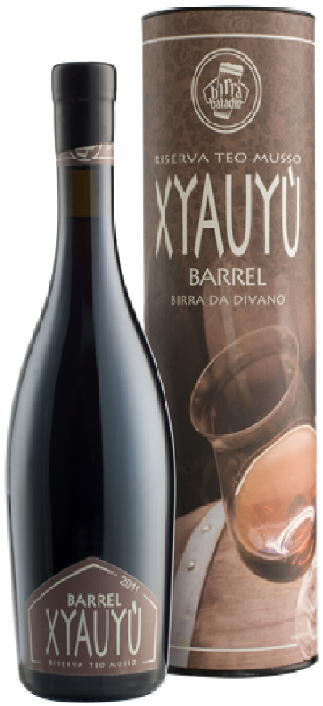 Baladin Xyauyú Barrel 2011 500ml Barley Wine BA
