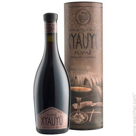 Baladin Xyauyú Fumè 500ml Barley Wine BA