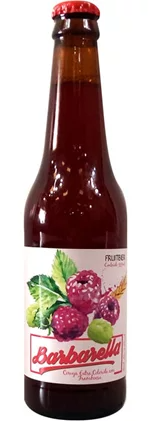 Barbarella Fruit Framboesa 355ml