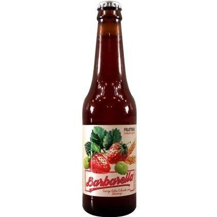 Barbarella Fruit Morango 310ml
