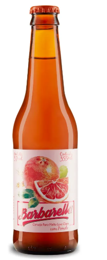 Barbarella Pomelo 355ml
