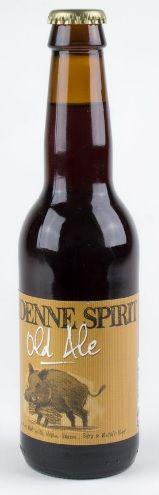 Bastogne Ardenne Spirit Old Ale 330ml (validade 31/12/2018)