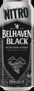Belhaven Black Nitro Lata 440ml Dry Stout