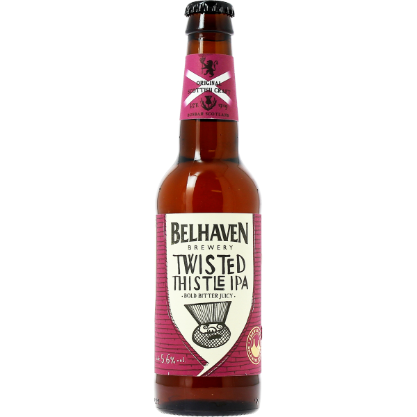 Belhaven Twisted IPA 330ml