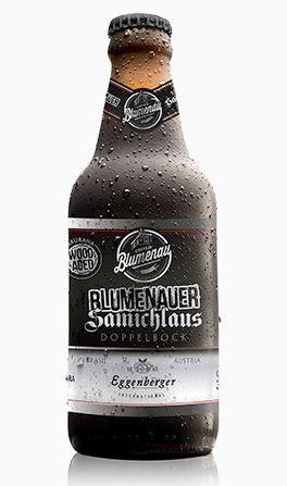 Blumenau / Eggenberger  Blumenauer Samichlaus Doppelbock 300ml Barrel Aged