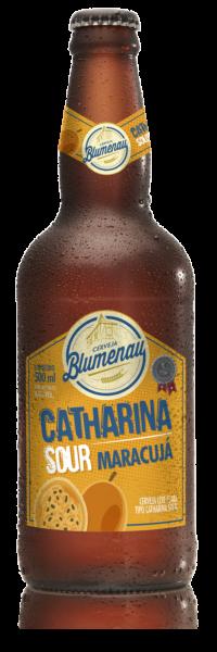 Blumenau Catharina Sour Maracujá 500ml