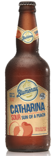 Blumenau Catharina Sour Sun Of A Peach 500ml