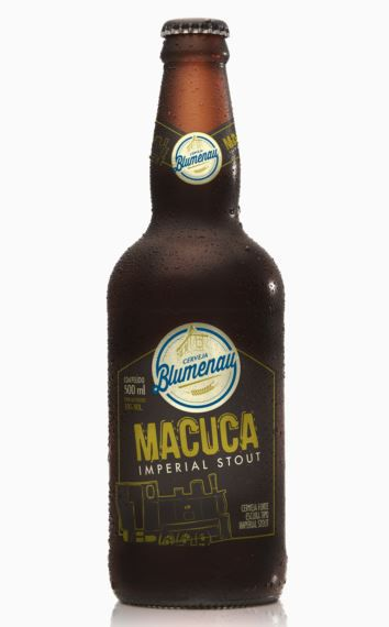 Blumenau Macuca Imperial Stout Wood Aged 500ml