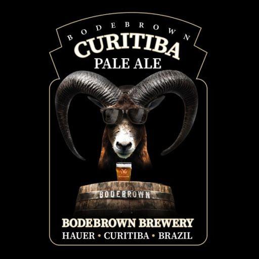 Bodebrow Curitiba Pale Ale  Lata 473ml