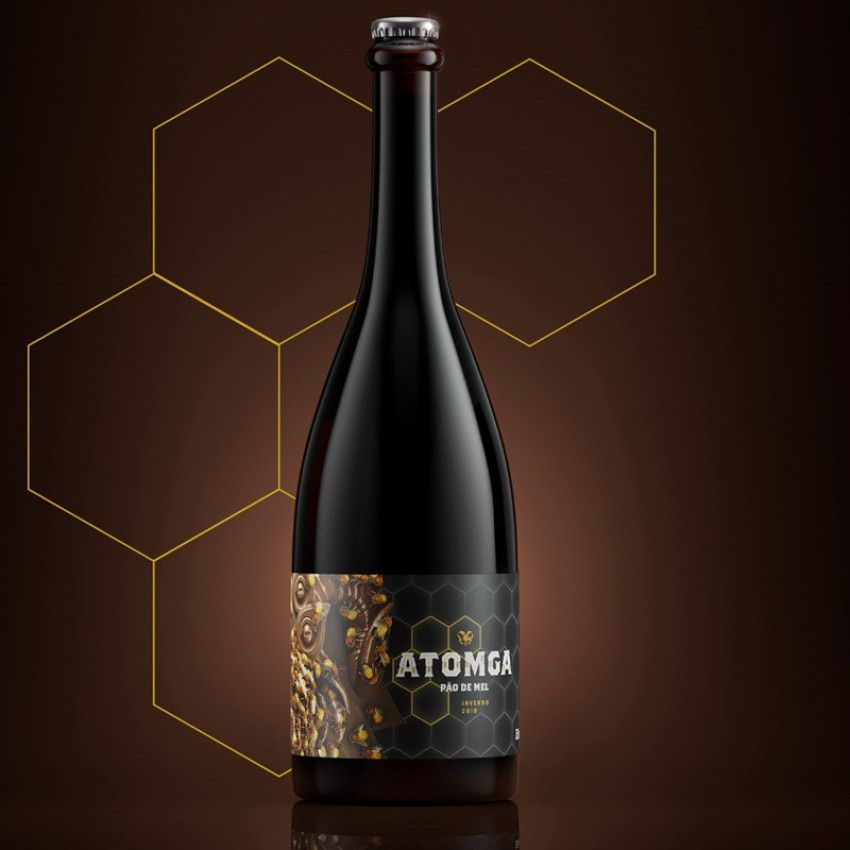 Bodebrown Atomga Pão de Mel 750ml
