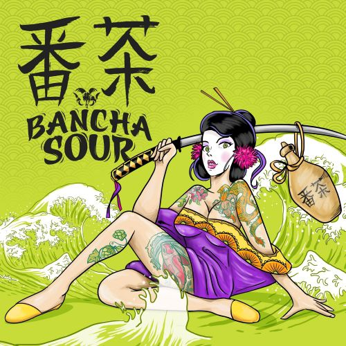 Bodebrown Banchá Sour 750ml  Sour ale