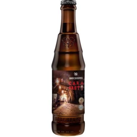 Bodebrown Cara Preta 330ml Mild Ale