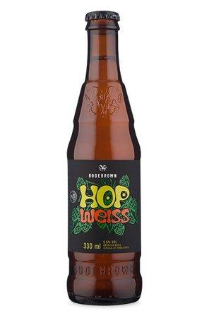 Bodebrown Hop Weiss 330ml