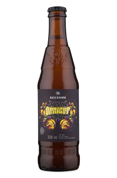Bodebrown Saison Apricot 330ml