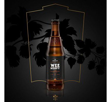 Bodebrown Wee Heavy Au Syrah 330ml Wood Aged