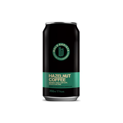 Bold Barista Hazelnut coffe 350ml Imperial Stout