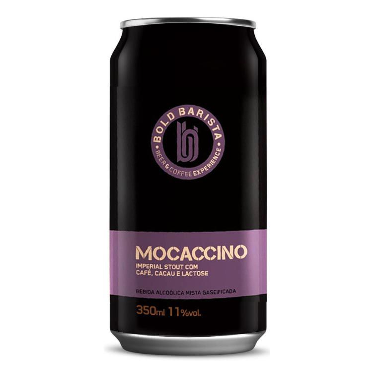 Bold Barista Mocaccino 350ml Imperial Stout